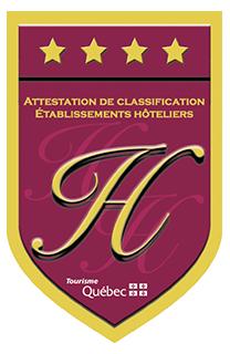 Logo 4 étoiles